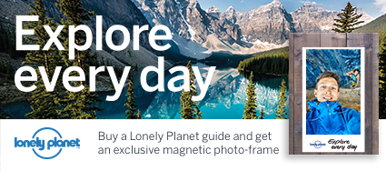 Lonely Planet explore every day