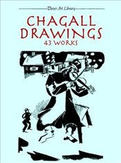 Chagall Drawings : 43 Works - Chagall, Marc