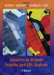 Advances in Remote Sensing and GIS Analysis - Atkinson, Peter M.