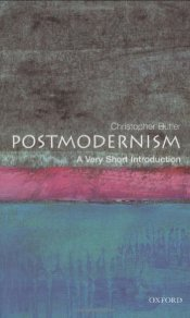 Postmodernism : A Very Short Introduction - Butler, Christopher