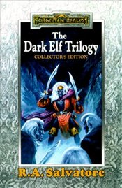 Dark Elf Trilogy  - Salvatore, R. A.