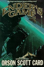 Enders Game (Ender Series #1) - Card, Orson Scott