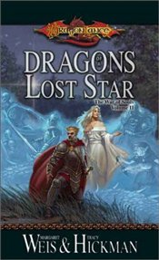 Dragons of a Lost Star : War of Souls 2 - Weis, Margaret