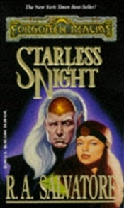 Starless Night : The Legacy of the Drow Book 2 : Legend of Drizzt Series-8 - Salvatore, R. A.