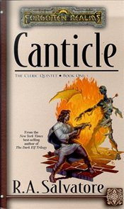 Canticle : Cleric Quintet 1 - Salvatore, R. A.
