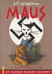 Maus : A Survivors Tale - 2 Volume Boxed Set - Art Spiegelman