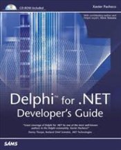 Delphi for .NET Developers Guide - PACHECO, XAVIER