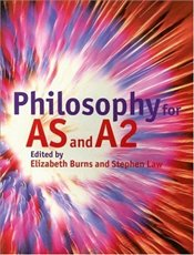 Philosophy for AS and A2 - Law, Stephen