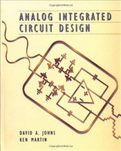 Analog Integrated Circuit Design - Johns, David