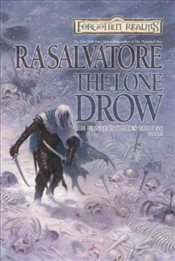 Lone Drow : Hunters Blades Trilogy Book 2 : Legend of Drizzt Series-18 - Salvatore, R. A.
