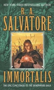 Immortalis - Salvatore, R. A.