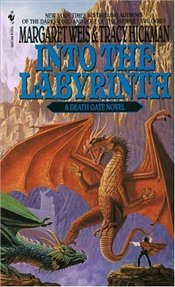 Into the Labyrinth (Death Gate #6) - Weis, Margaret