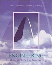 Engineering Fundamentals and Problem Solving 4e - Eide, Arvid R.