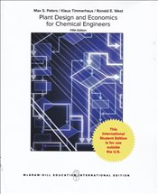 Plant Design and Economics For Chemical Engineers 5E - Peters, Max S