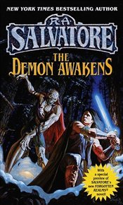 Demon Awakens : The DemonWars Saga : Book1 - Salvatore, R. A.