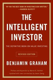Intelligent Investor     - Graham, Benjamin
