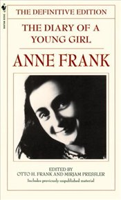 Diary of a Young Girl : The Definitive Edition - Frank, Anne