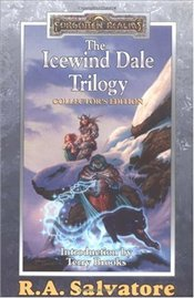 Icewind Dale Trilogy Collectors Edition - Salvatore, R. A.