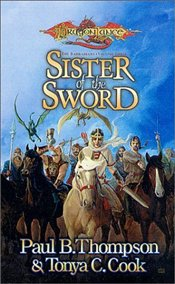 Sister of the Sword : Barbarians 3 - Thompson, Paul B.