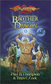 Brother of the Dragon : Barbarians 2 - Thompson, Paul B.