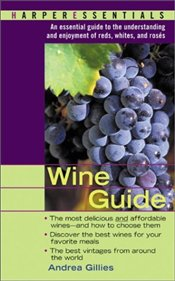 Wine Guide - Gillies, Andrea