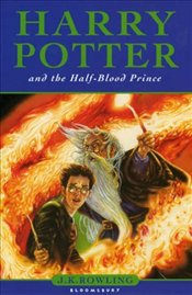 Harry Potter and the Half-Blood Prince - 6 (Children) - Rowling, J. K.
