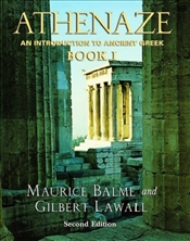 Athenaze 2e Vol 1 : An Introduction to Ancient Greek - Balme, Maurice G.