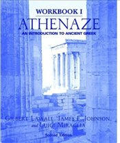 Athenaze 2e : An Introduction to Ancient Greek Workbook 1 - Lawall, Gilbert