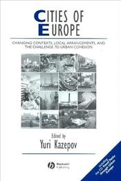 Cities of Europe - Kazepov, Yuri