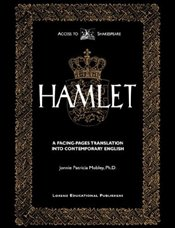 Hamlet : Facing-Pages Translation into Contemporary English - Shakespeare, William