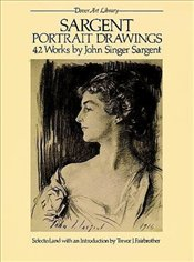 Sargent Portrait Drawings : 42 Works - Sargent, John Singer