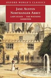Northanger Abbey with Lady Susan - Austen, Jane