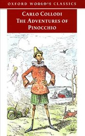 Adventures of Pinocchio - Collodi, Carlo