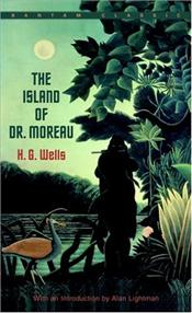 Island of Dr. Moreau - Wells, H. G.