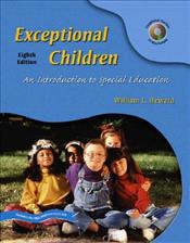 Exceptional Children 8E : An Introduction to Special Education - Heward, William L.