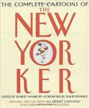 Complete Cartoons of the New Yorker - Mankoff, Bob