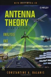 Antenna Theory 3E : Analysis and Design w/CD - Balanis, Constantine A.