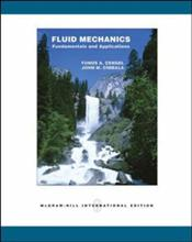 Fluid Mechanics : Fundamentals and Applications ISE - Çengel, Yunus