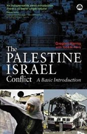 Palestine-Israel Conflict : Basic Introduction - Harms, Gregory