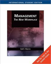 Management 5e AISE : The New Workplace - Daft, Richard L.