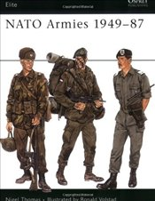 NATO Armies 1949 - 87 - Thomas, Nigel