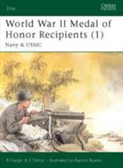 World War II Medal of Honor Recipients : Navy and USMC - Hargis, Robert