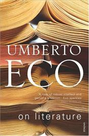 On Literature - Eco, Umberto