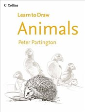 Learn to Draw Animals - Partington, Peter