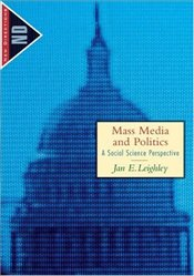 Mass Media and Politics - Leighley, Jan