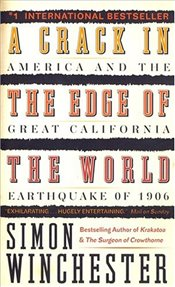 Crack in the Edge of the World - Winchester, Simon