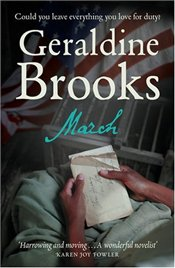 March : Love Story in a Time of War - Brooks, Geraldine