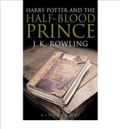 Harry Potter and the Half-Blood Prince - 6 (Adult) - Rowling, J. K.