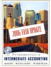 Fundamentals of Intermediate Accounting - Kieso, Donald E.