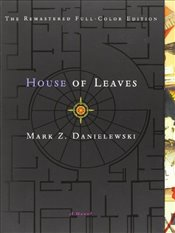House of Leaves  - Danielewski, Mark Z.